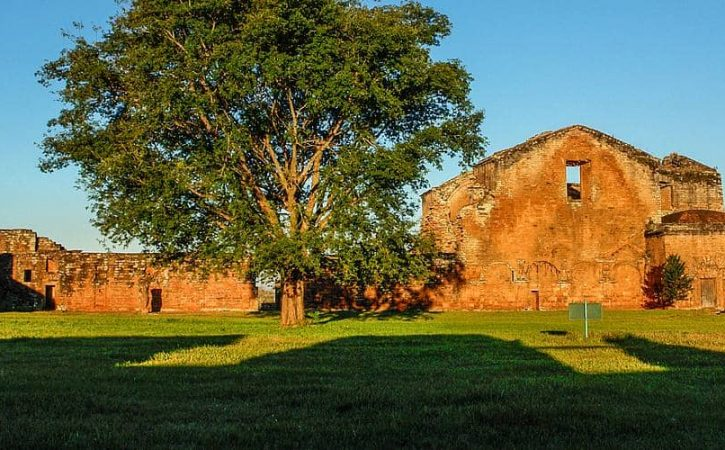 Sightseeing in Paraguay