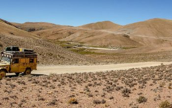 Roughing It in South Bolivia