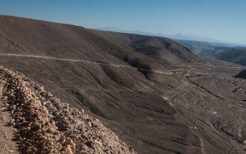 The Altiplano of North Chile