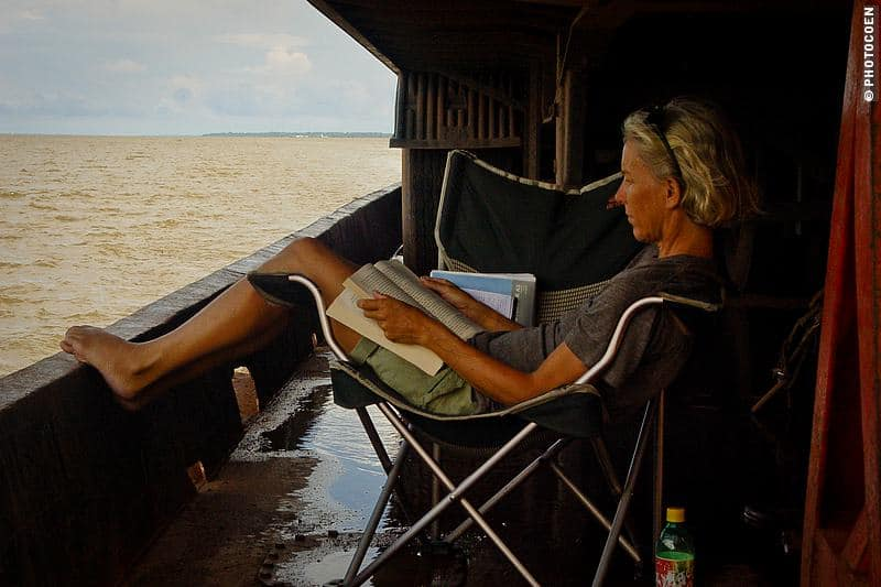 Crossing the Amazon on a Cargo Boat – The Experience