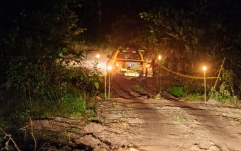 Challenges of a Car Rally in Suriname