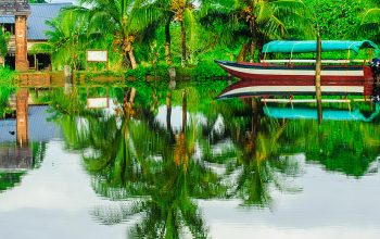 Boating to the Warappa Kreek and Colonial Plantations in Suriname