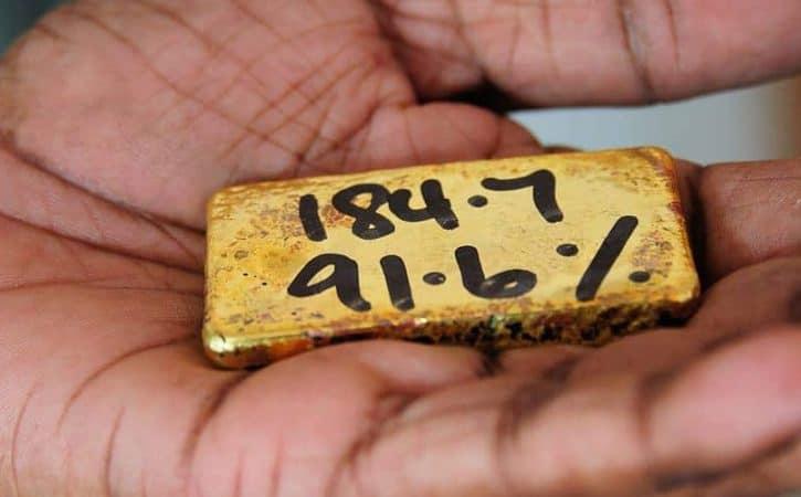 Gold Mines Around Mahdia