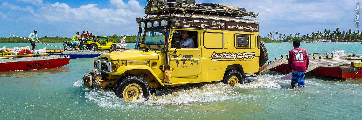 Meet the Land Cruiser – A BJ45 to Overland around the World