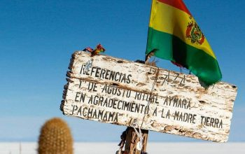 Documents – Visa for Bolivia