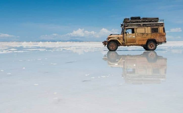 Tips for Rough Camping at Salar de Uyuni (Bolivia)