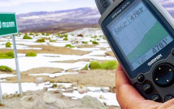 Our Garmin GPSmap 60CSx – Leaving Nothing but Virtual Breadcrumbs