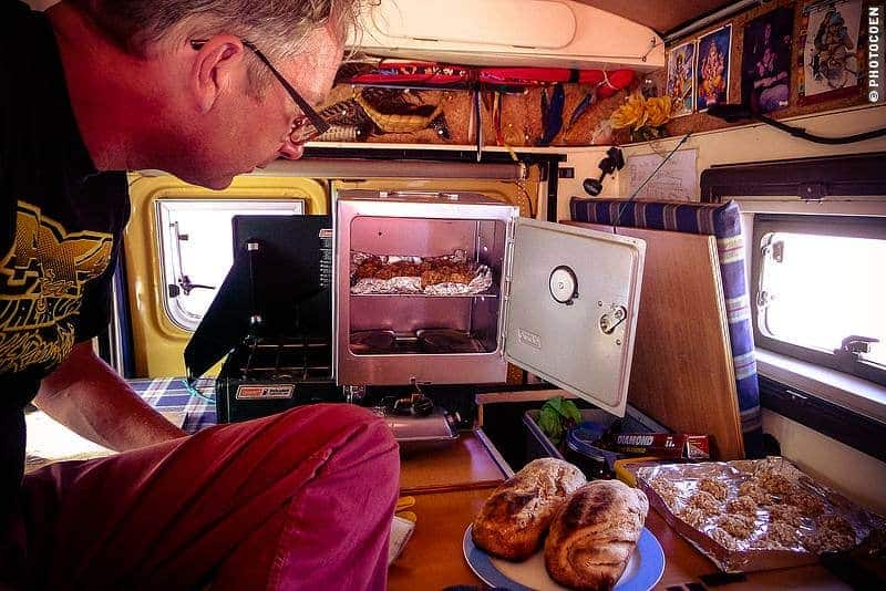 Our Coleman Camp Oven – Why Do we Use One on our Overland