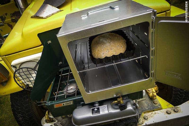 Bake Your Own Bread Are You Nuts Our Coleman Camp Oven