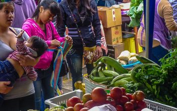 Ecuador – Organic Markets & Coffee, Vegetarian Restaurants and More