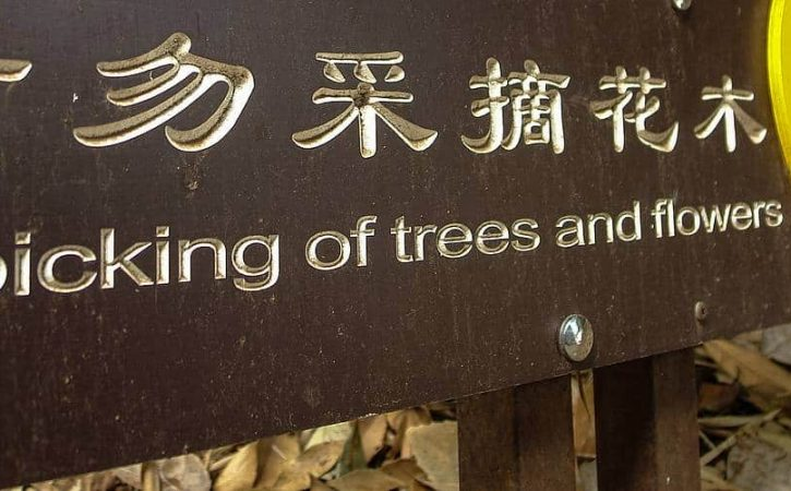 Signboards in China – The Funniest Translations