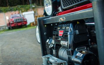 Winch Maintenance: Stagnation means Decline
