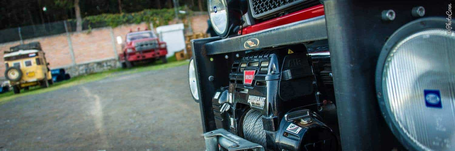 overland gear - winch maintenance