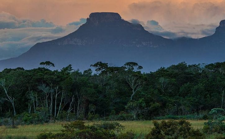 Overland travel in the Gran Sabana, Venezuela