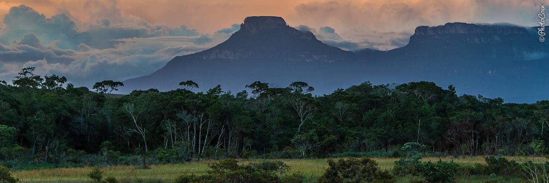 Overland travel in the Gran Sabana, Venezuela