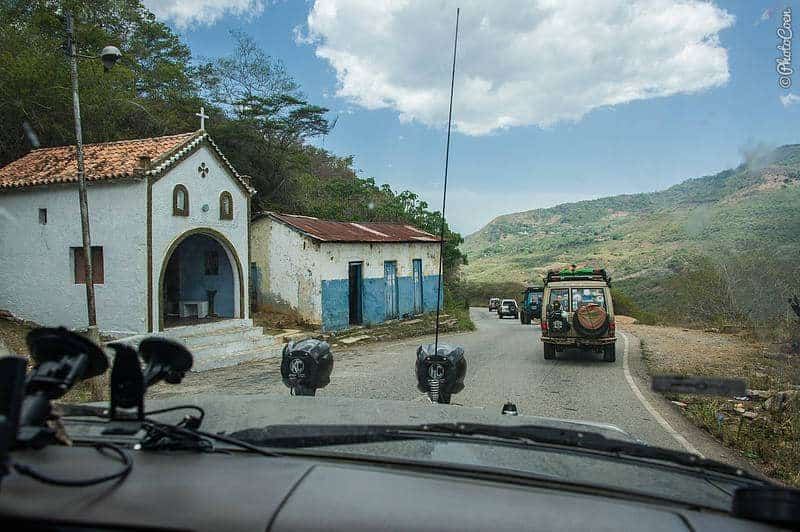 Overlanding In Venezuela Often Means Going To The Beach Or Pristine Natural Surroundings Such As Gran Sabana Bringing Lots Of Booze And Partying
