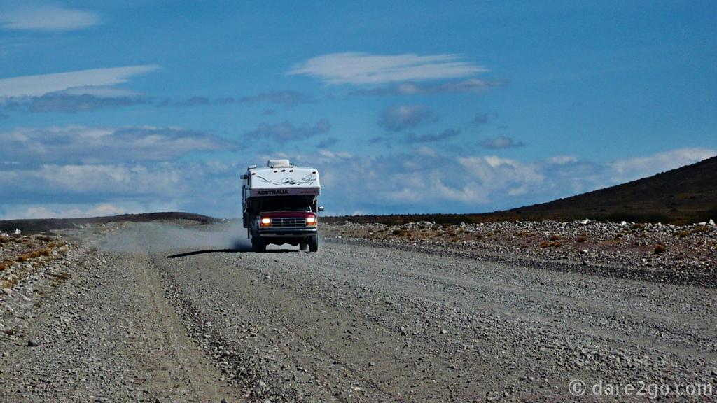 @Dare2go - why drive the pan-american highway