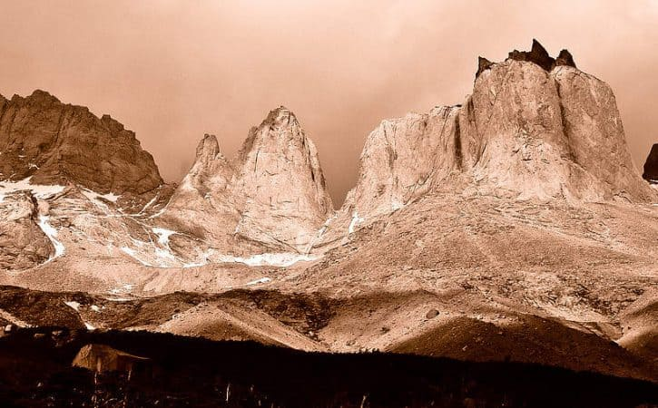 Overland Trips in South America - Torres del Paine
