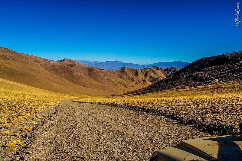 Driving the Ruta 40, Argentina (©photocoen)