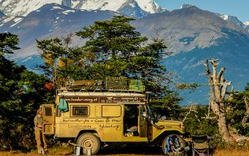 5 Killer Overland Camping Spots in Patagonia