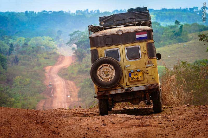 Driving the Transamazônica in Brazil (©photocoen)