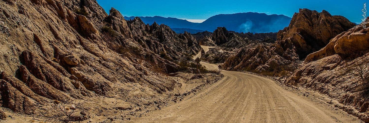 Overland trip in Argentina; the Ruta 40