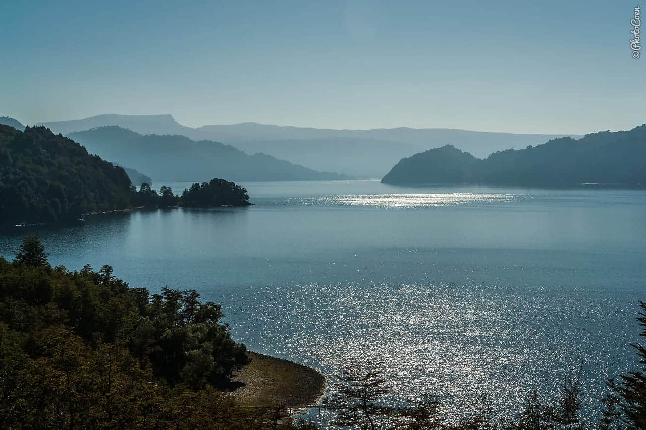 Overland camping in Argentina - in the Lake District