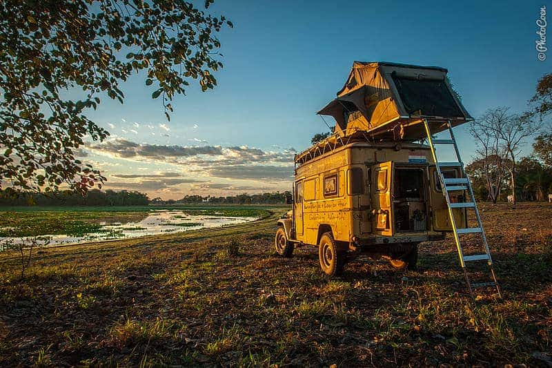Pantanal adventure: overland camping in the heart of the wetlands