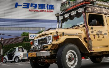 Where Are We – Japan 9 (Land Cruiser Factory & Automobile Museum in Nagoya)