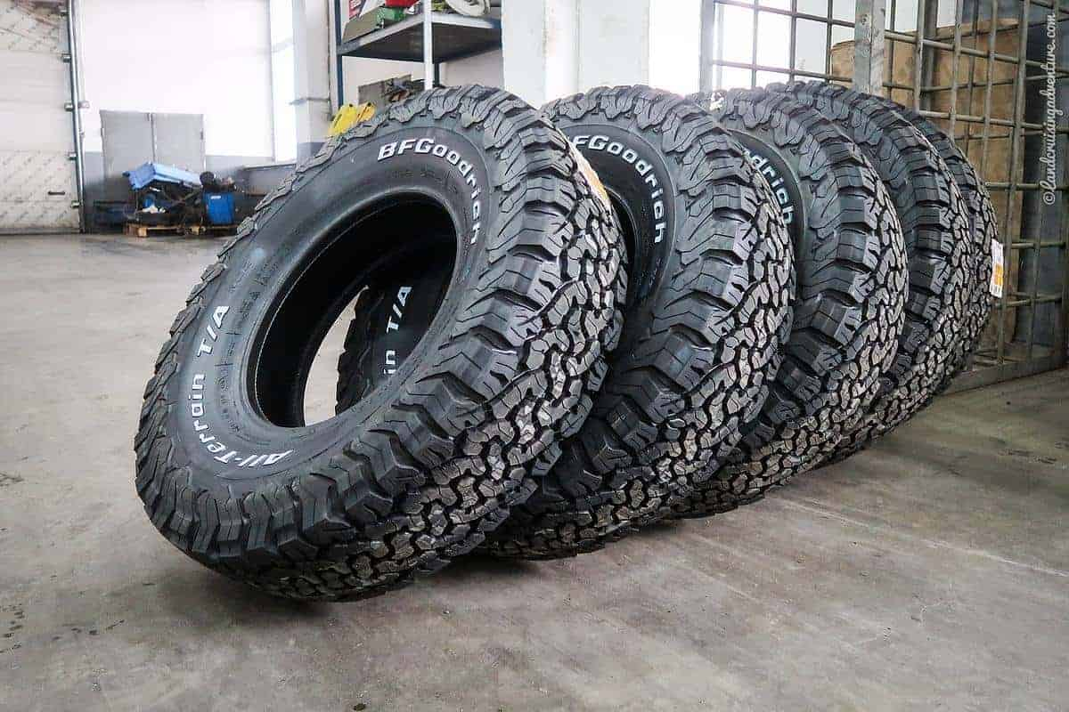 The Magic Number Car Tires For Overlanding Why Skinny Overland Tires