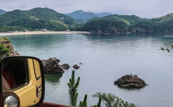 Where are We – Japan 10 (Summer in Shikoku)