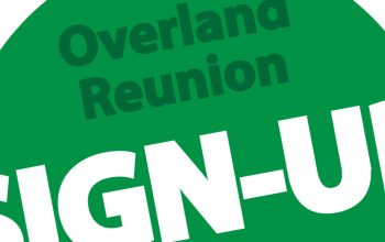 Overland Reunion – How Do I Sign Up?