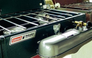 Why we Cook on Gasoline – the Coleman Stove
