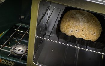 Bake Your Own Bread! Are You Nuts? – Our Coleman Camp Oven (+ Bread Recipe)