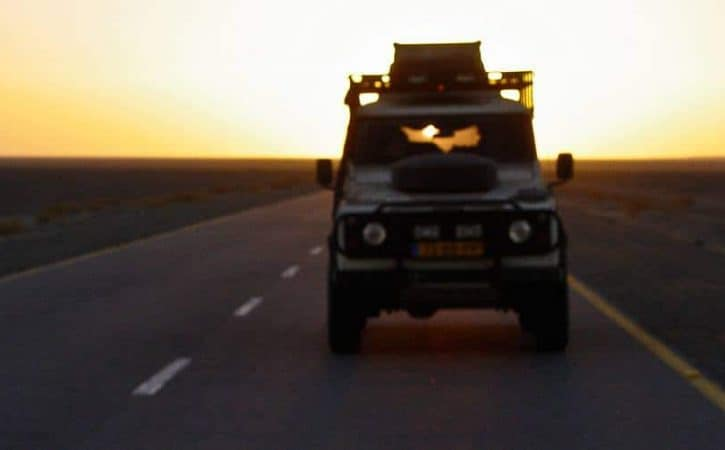 Overland trip through Baluchistan, Pakistan