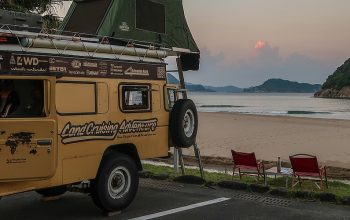 Accommodation & Camping in Japan, (including GPS Waypoints)