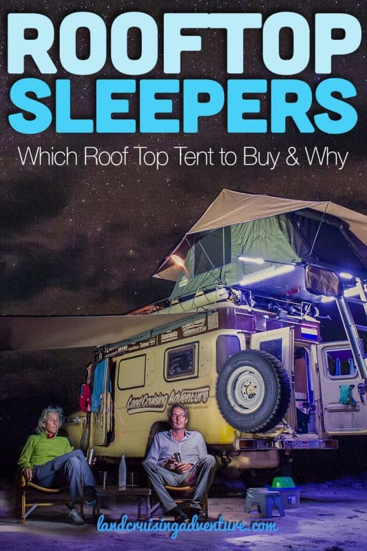 Rooftoptent, which one to buy