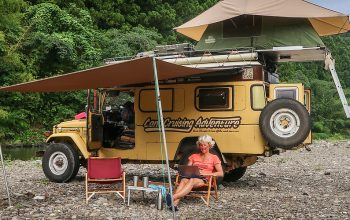 Why Traveling with a Rooftop Tent? And Which One? (part 1)