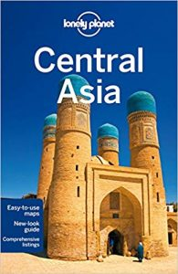 Books about Central Asia