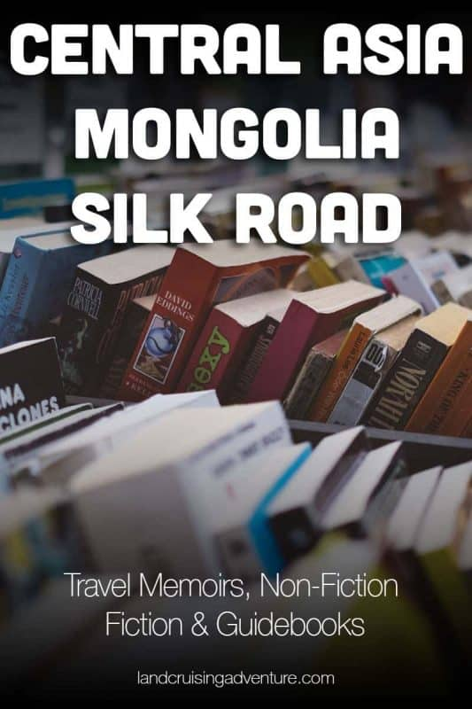 Books on the Silk Road (©Coen Wubbels)