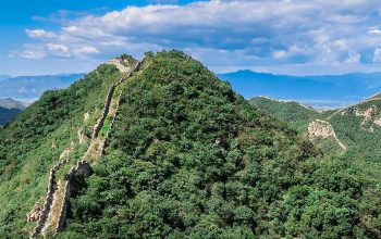Hiking the Great Wall Away From the Crowds (Where Are We – China 1)