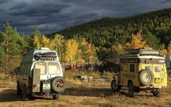 The Joy of Overlanding with Kids (Where are We – Russia 4)