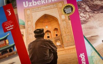 Books about Central Asia, Mongolia and the Silk Road