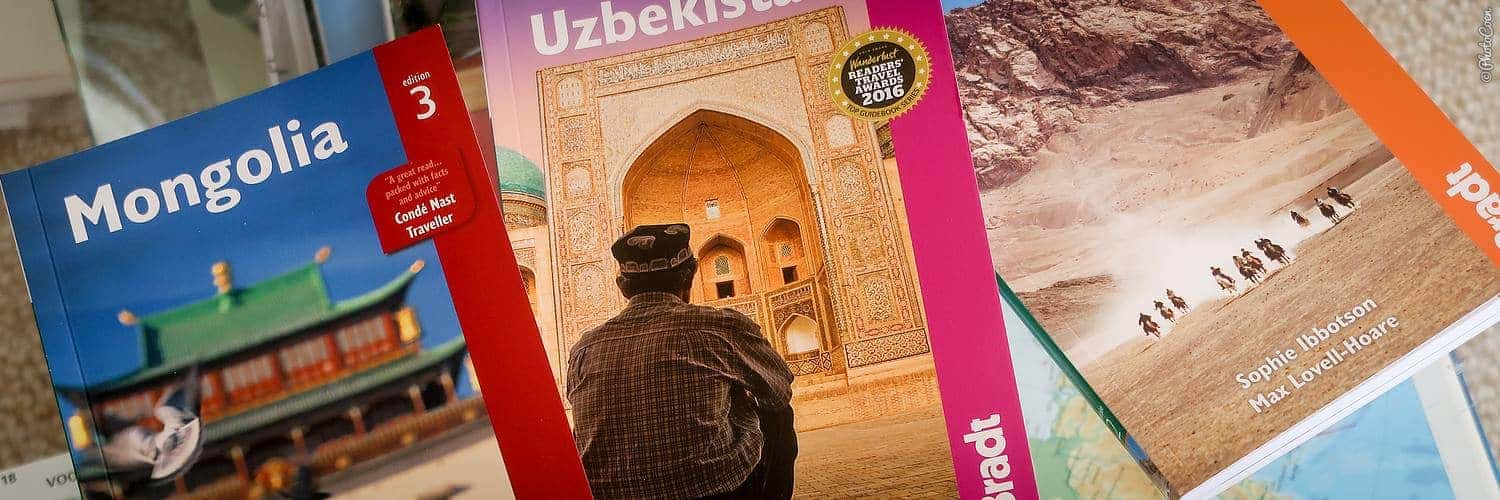 Central Asia Books (©Coen Wubbels)