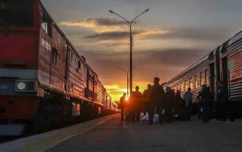 A Train Journey in Russia –Riding Siberia's BAM to Komsomolsk-on-Amur