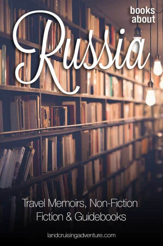 Books about Russia (©Coen Wubbels)