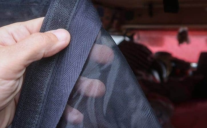 Car Mosquito nets (Overland Travel Gear)