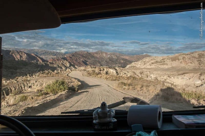 Our Home on Wheels Back on the Road, Bolivia (©Coen Wubbels)
