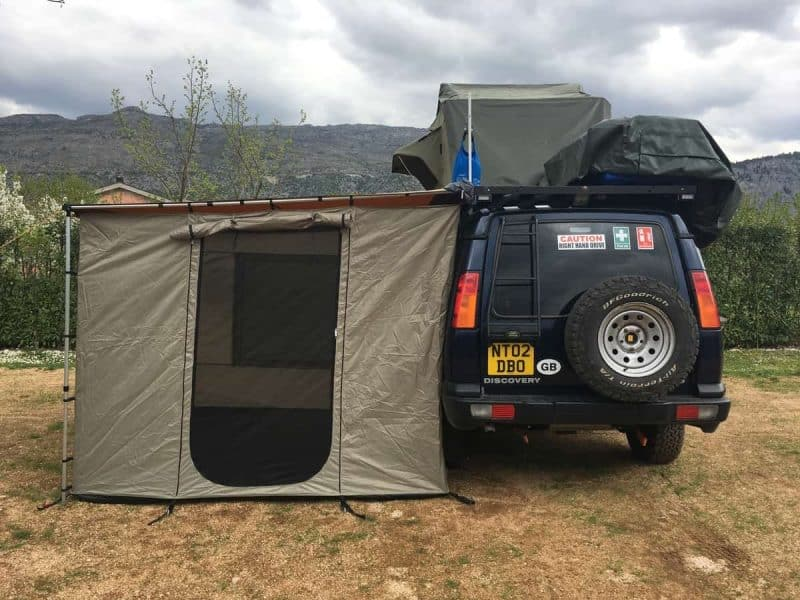 Overland Land Rover Discovery (@Starrynightsandinsectbites)