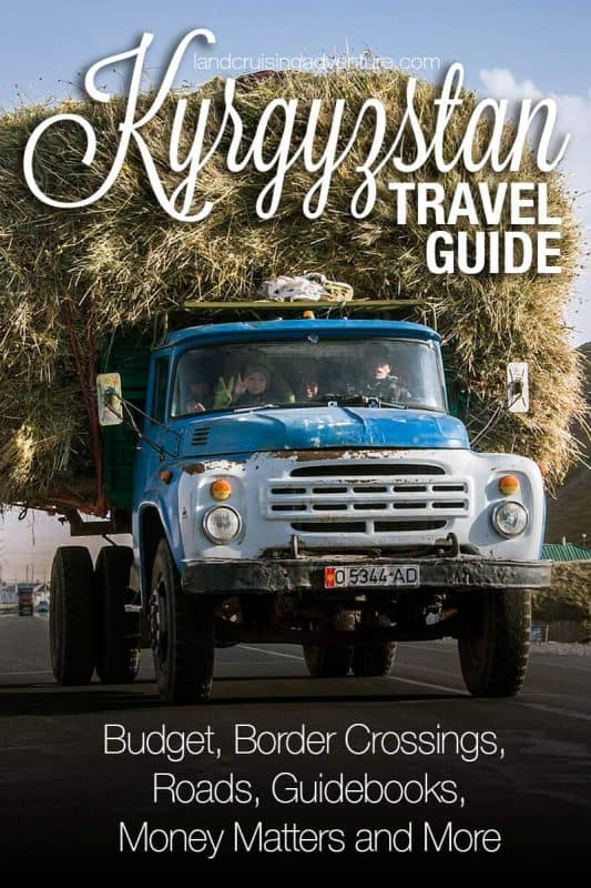 Kyrgyzstan Travel Guide for Overlanders. Travel information for your overland journey to Kyrgyzstan: budget, roads, gas stations, camping, and more in our Kyrgyzstan Travel Guide.